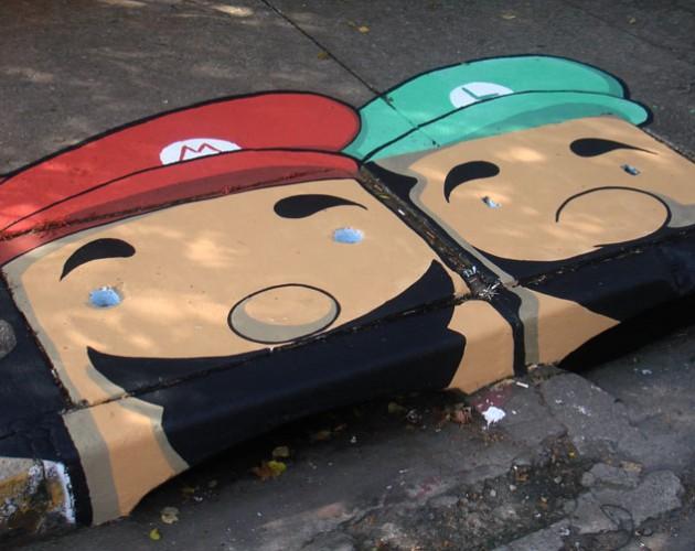 Arte urbano en Brasil